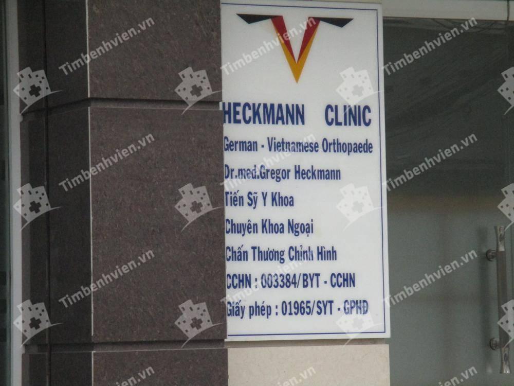 Phòng Khám Dr.Heckmann