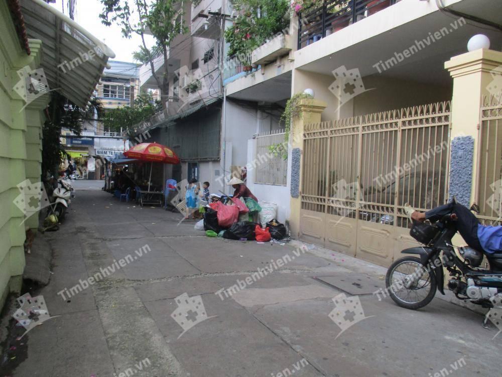 Phòng Khám Chuyên Khoa Nội Tổng Hợp - BS. Hồ Thị Đoan Trinh