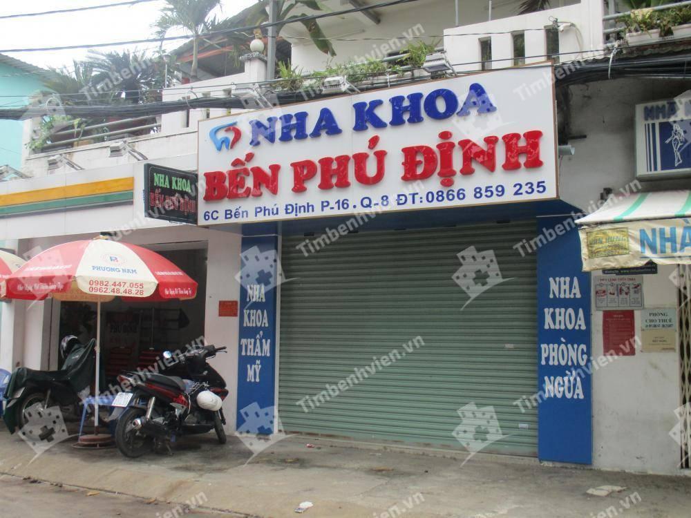 Nha khoa Bến Phú Định