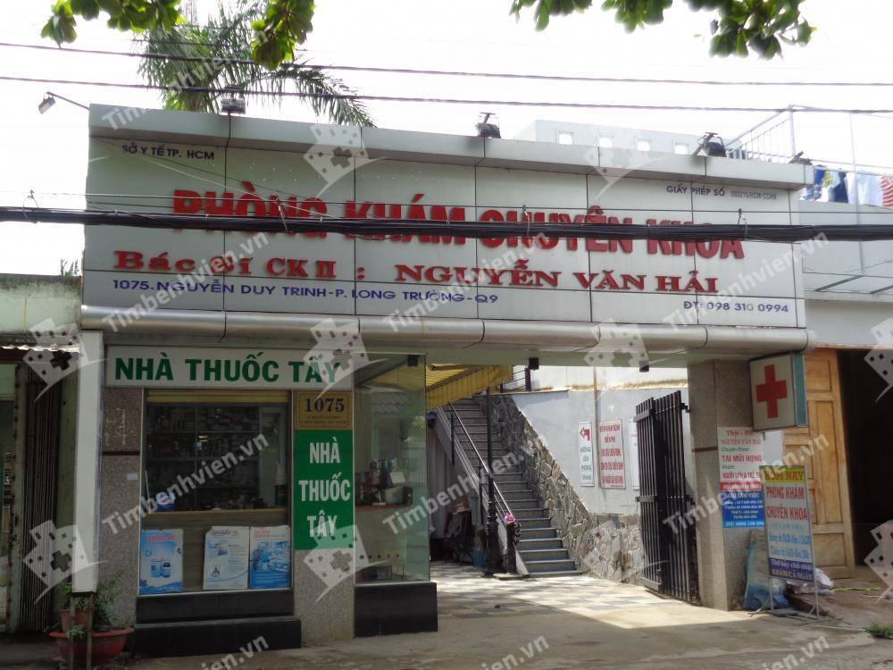Phòng Khám Chuyên Khoa Tai Mũi Họng - BS. Nguyễn Văn Hải