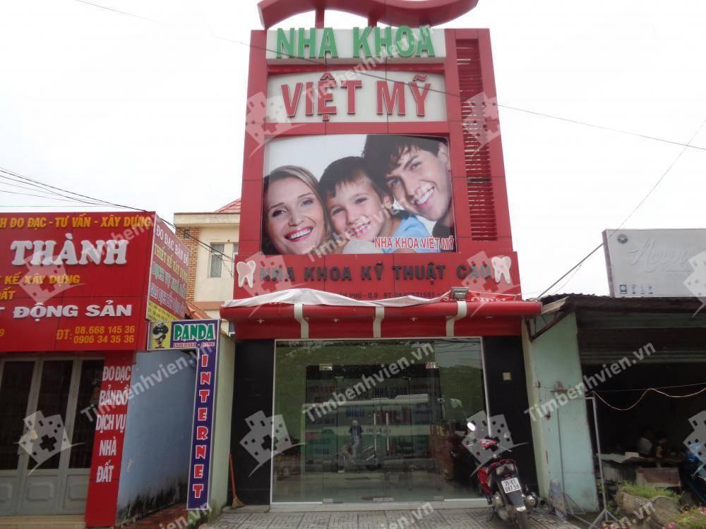 Nha khoa kỹ thuật cao Việt Mỹ
