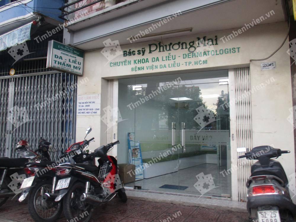 Phòng khám chuyên khoa Da liễu - BS. Lê Phương Mai