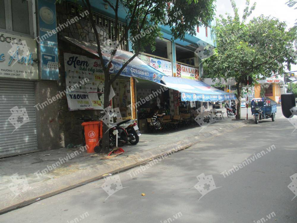 Phòng khám chuyên khoa Da liễu - BS. Trần Ngọc Ánh