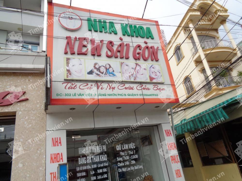 Nha khoa New Sài Gòn