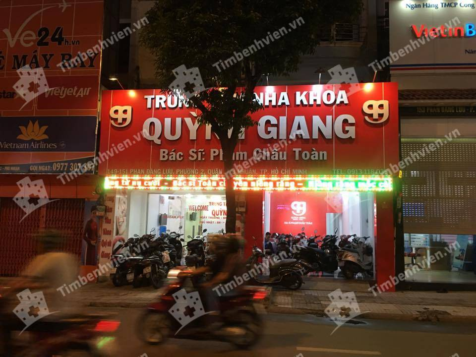 Nha Khoa Quỳnh Giang