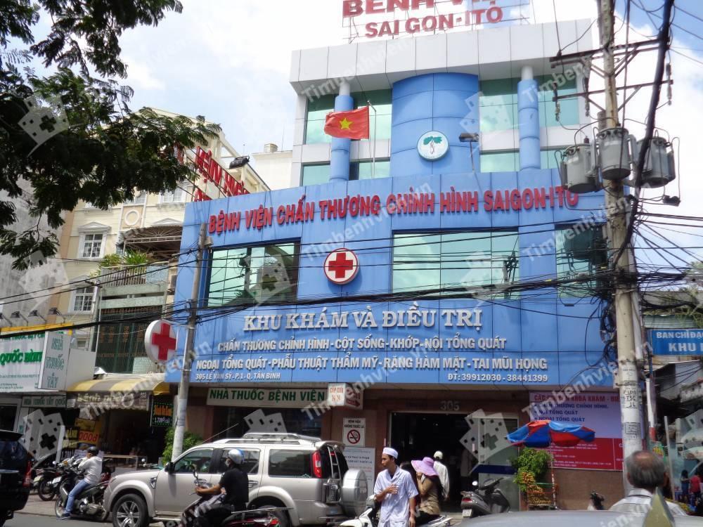 Bệnh Viện Quốc Tế Chấn Thương Chỉnh Hình Sài Gòn (SAIGON - ITO Tân Bình)
