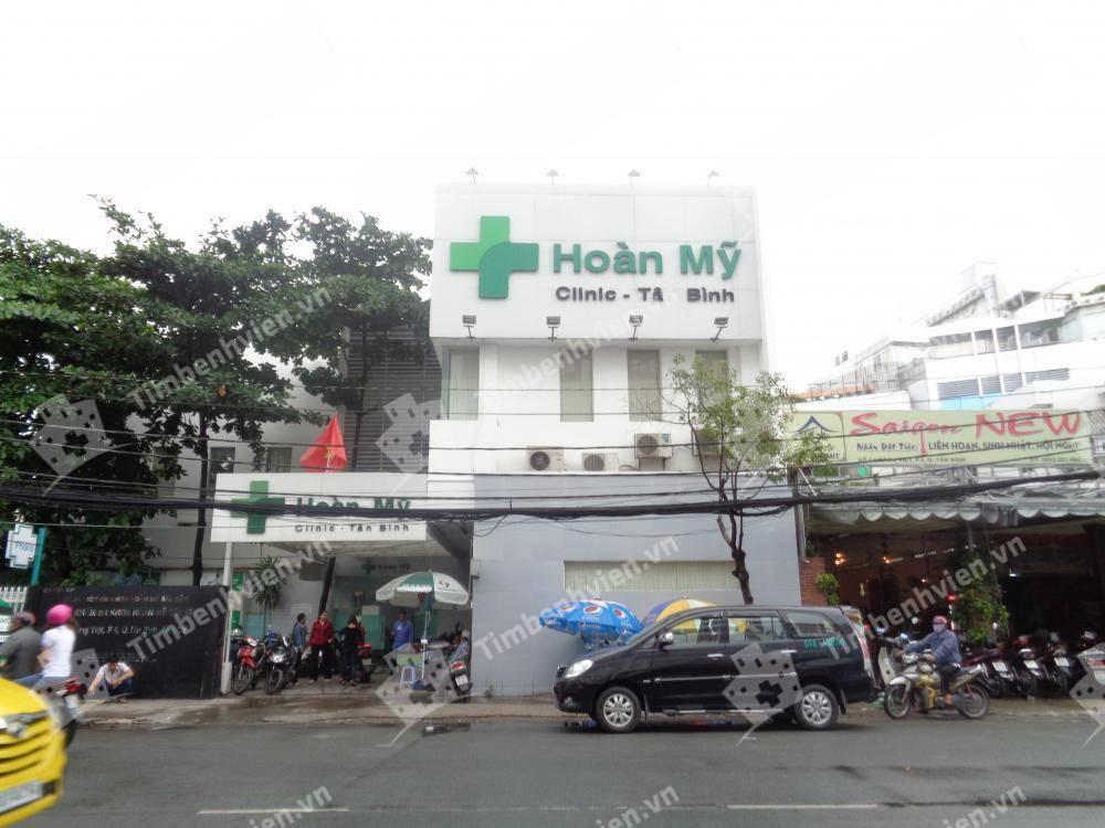 Phòng khám Hoàn Mỹ Sài Gòn