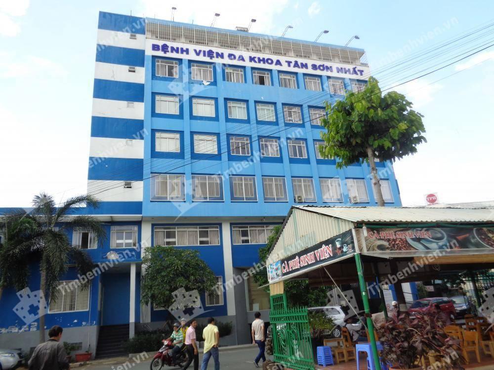 Bệnh Viện Tân Sơn Nhất