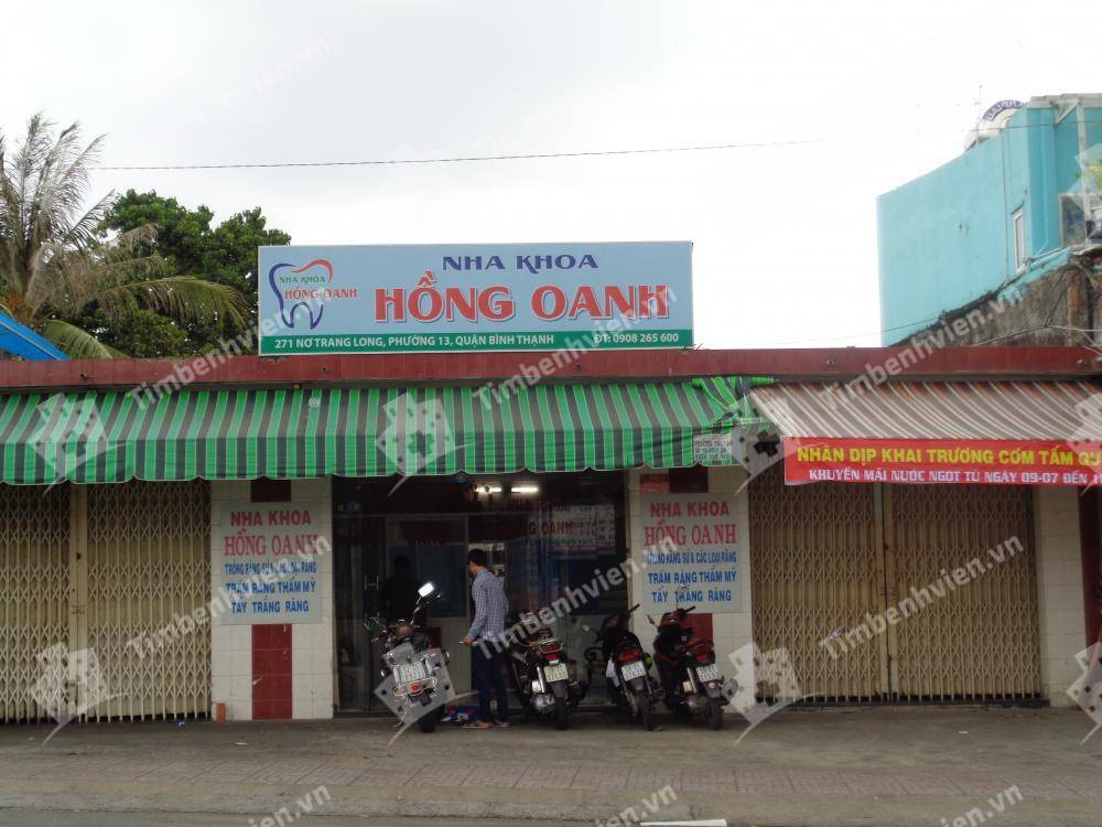 Nha khoa Hồng Oanh