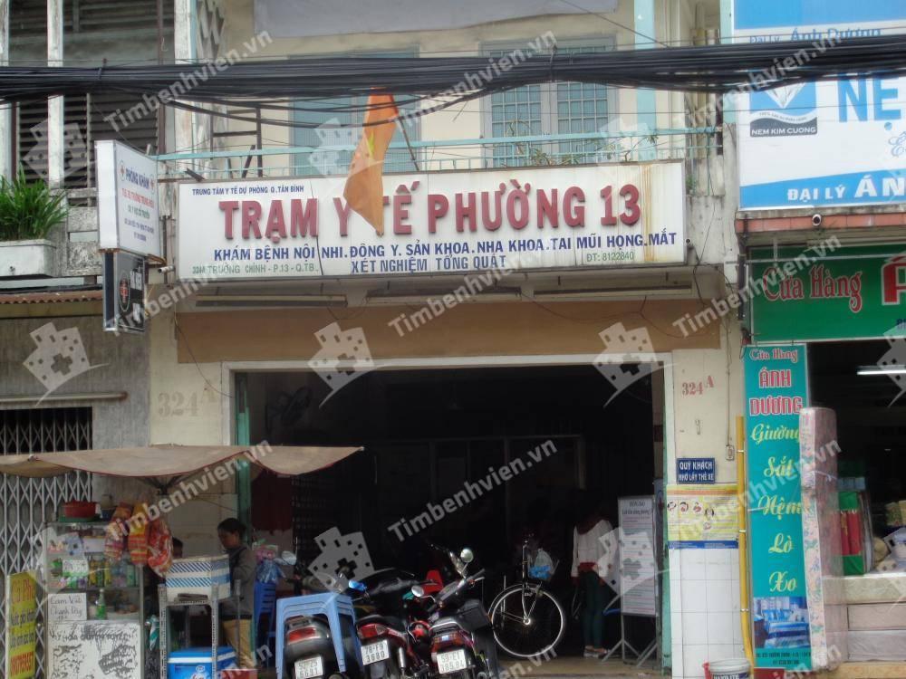 Trạm Y Tế Phường 13 Quận Tân Bình