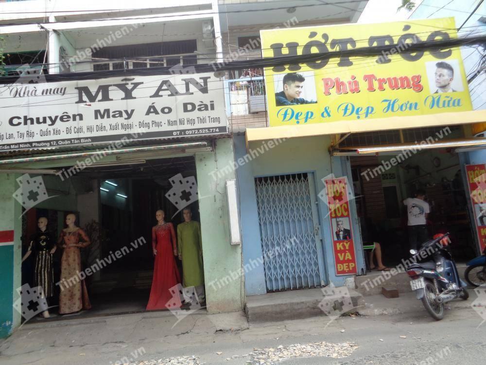 Trạm Y Tế Phường 12 Quận Tân Bình