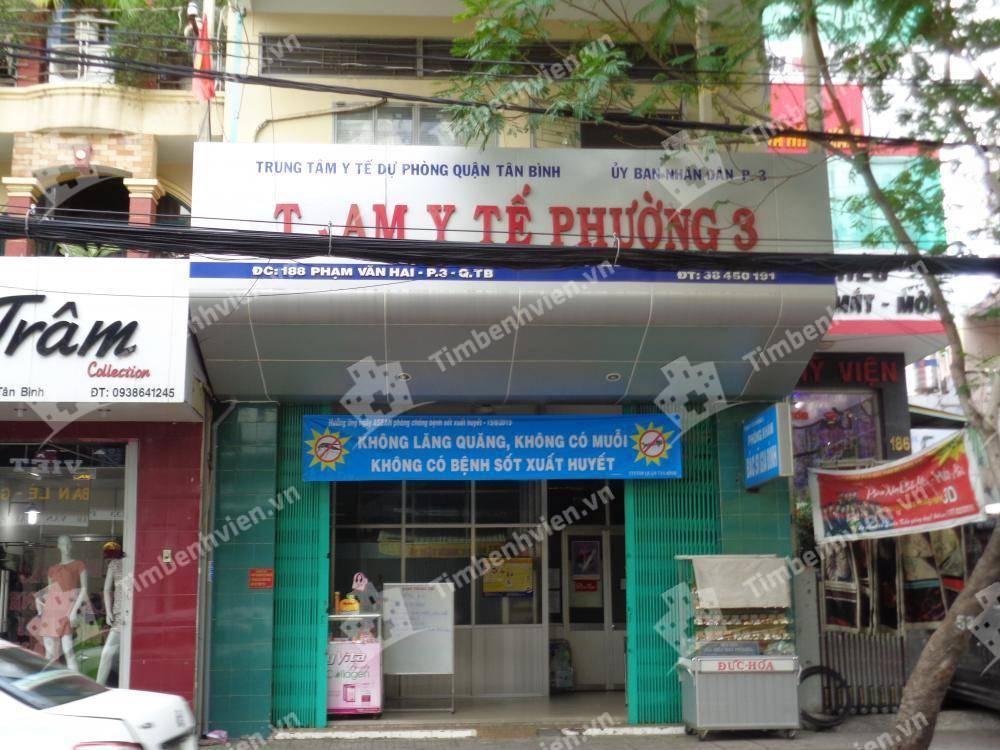 Trạm Y Tế Phường 3 Quận Tân Bình