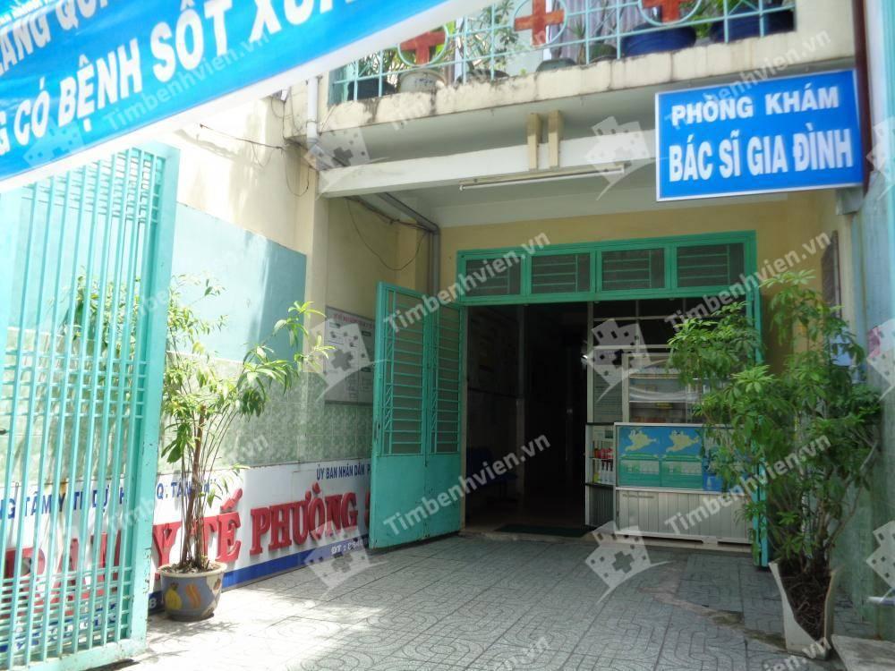 Trạm Y Tế Phường 8 Quận Tân Bình