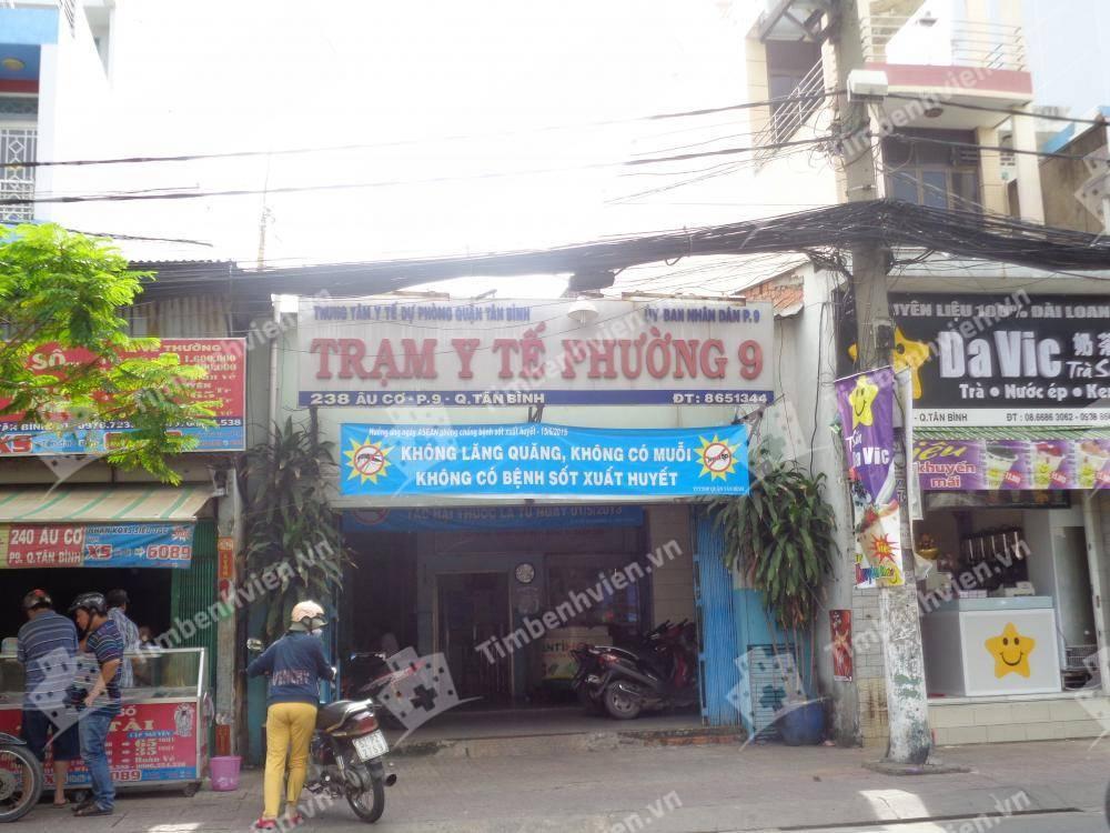 Trạm Y Tế Phường 9 Quận Tân Bình