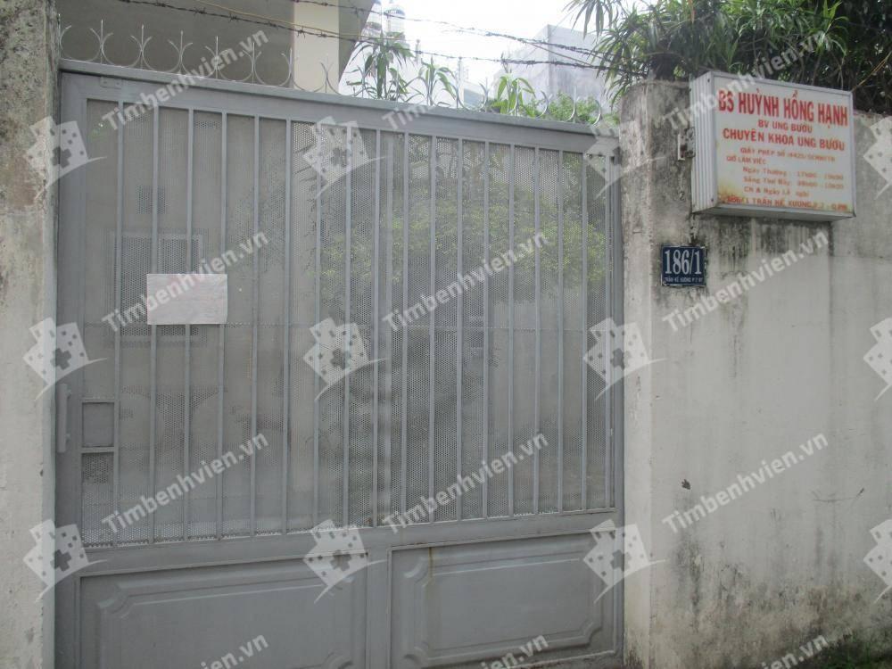 Phòng Khám Chuyên Khoa Ung Bướu - BS. Huỳnh Hồng Hạnh