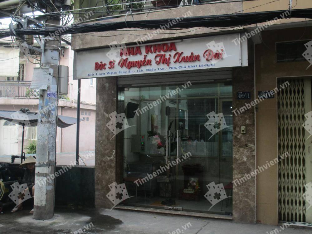 Phòng khám Nha khoa - BS. Nguyễn Thị Xuân Đài