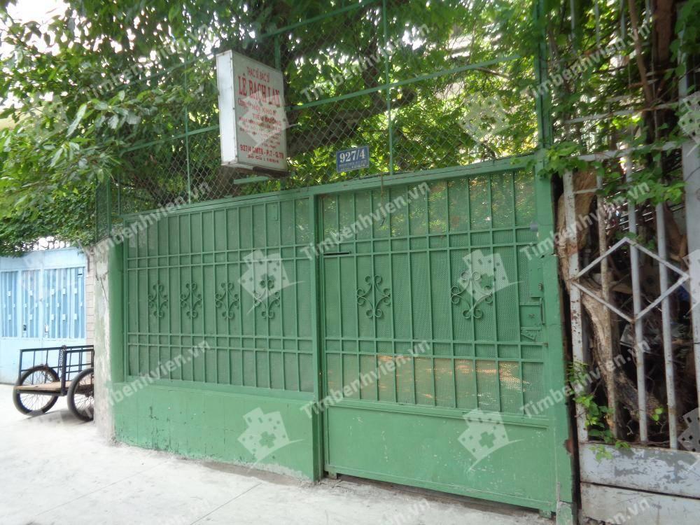 Phòng khám chuyên khoa Tiểu đường - BS Lê Bạch Lan