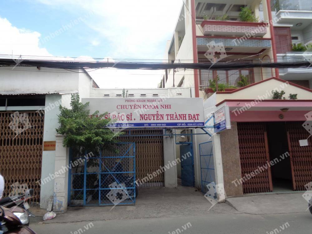 Phòng khám chuyên khoa Nhi - ThS.BS Nguyễn Thành Đạt