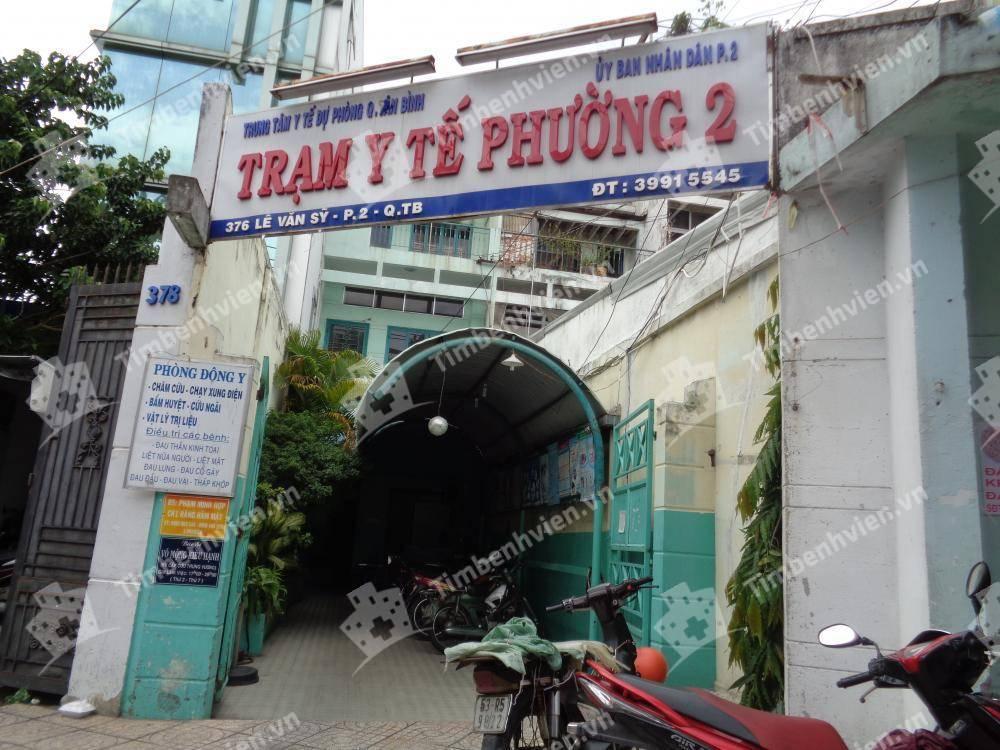 Trạm Y Tế Phường 2 Quận Tân Bình
