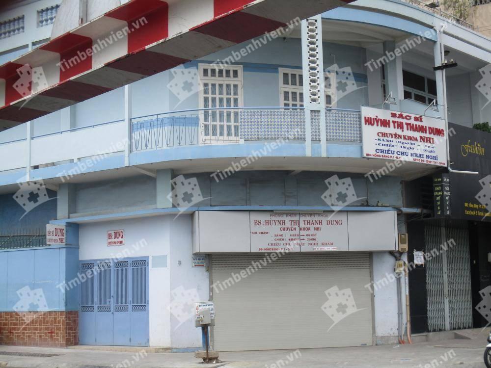 Phòng khám chuyên khoa Nhi - BS. Huỳnh Thị Thanh Dung