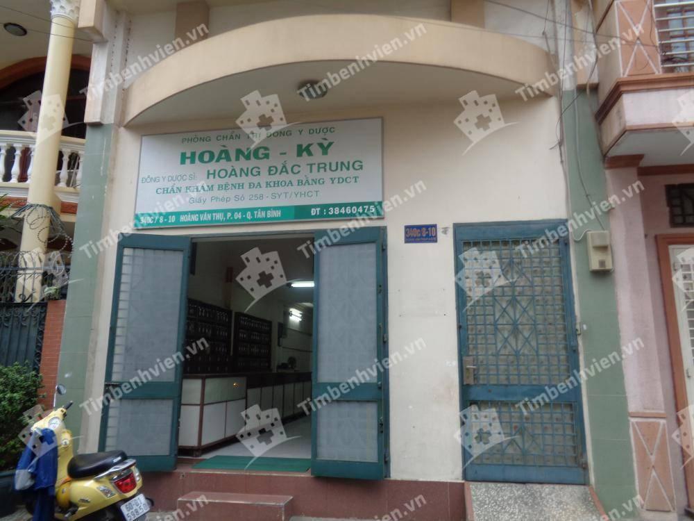 Phòng Chẩn Trị Đông Y Dược Hoàng Kỳ