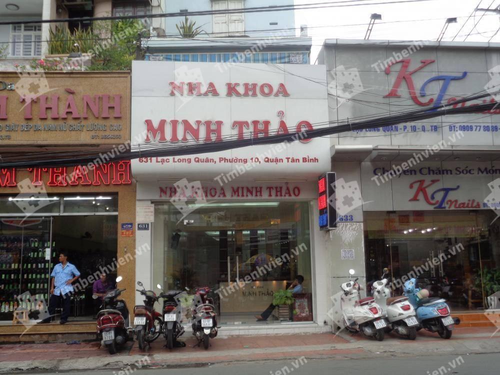 Nha Khoa Minh Thảo