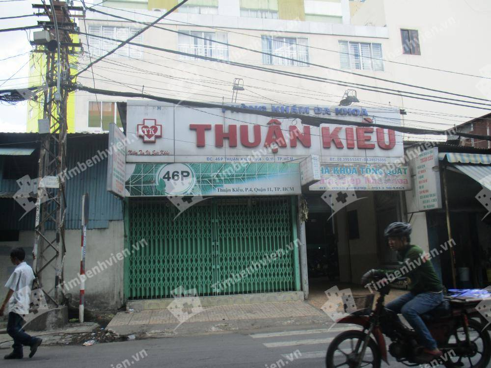 Phòng khám đa khoa Thuận Kiều