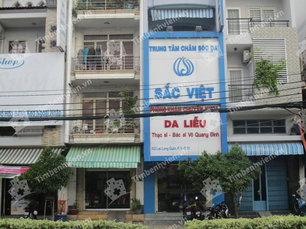Phòng Khám Chuyên Khoa Da Liễu Sắc Việt - BS. Võ Quang Đỉnh