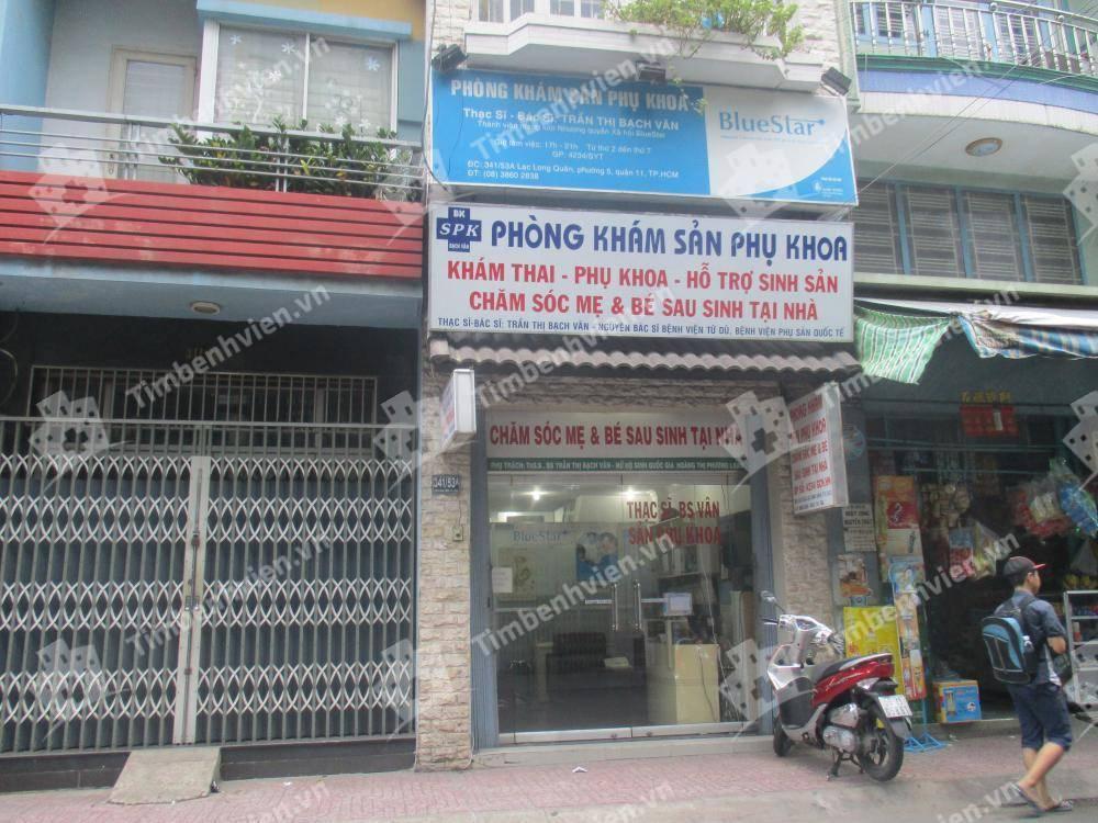 Phòng Khám Sản Phụ Khoa - BS. Trần Thị Bạch Vân