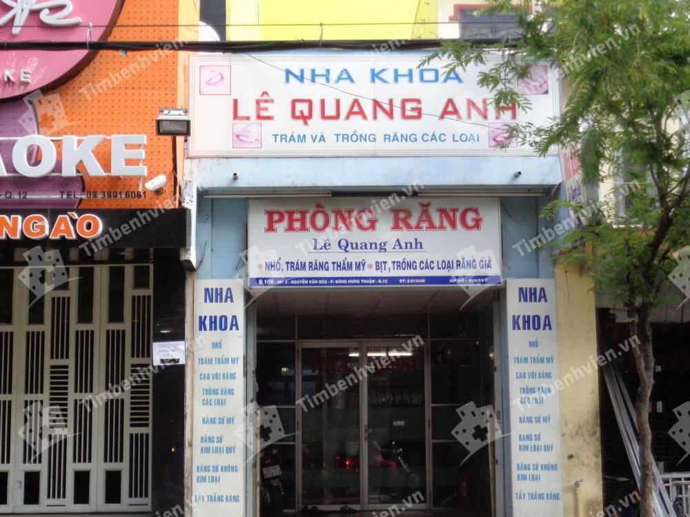 Nha khoa Lê Quang Anh