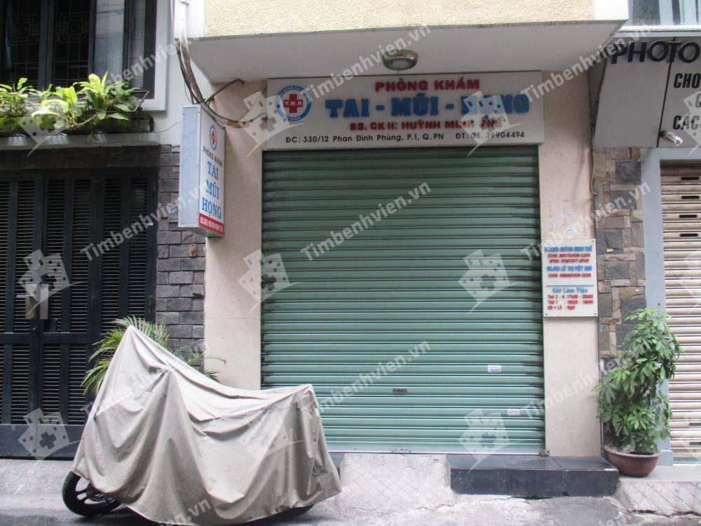 Phòng Khám Chuyên Khoa Tai Mũi Họng - BS. Huỳnh Minh Thế & BS. Việt Anh - Cổng chính