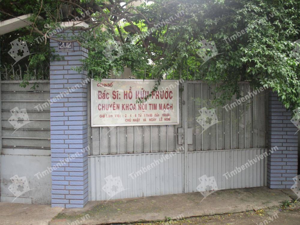 Phòng khám chuyên khoa Tim mạch - BS. Hồ Hữu Phước