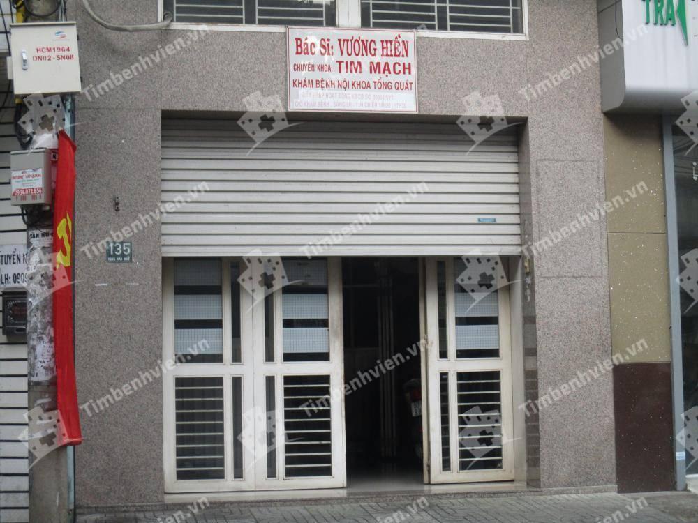Phòng khám Chuyên khoa Nội tổng quát - Bác sĩ Vương Hiền