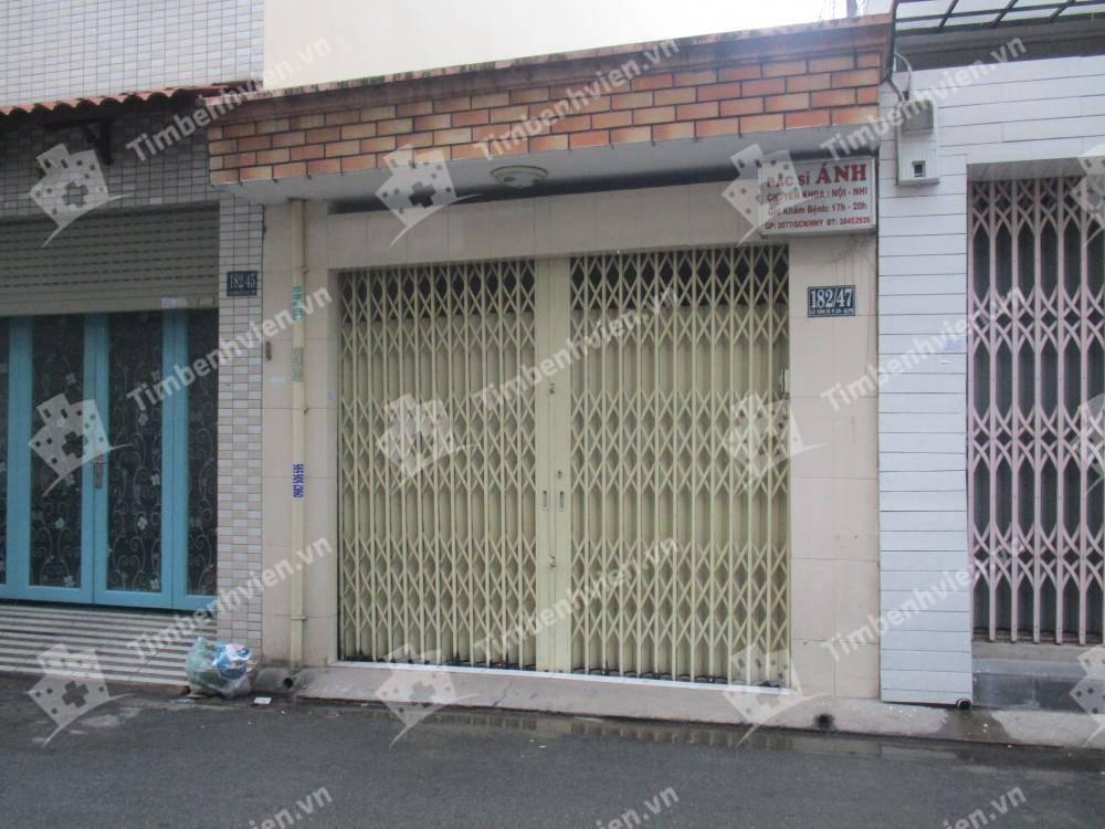 Phòng Khám Chuyên Khoa Nội Tổng Hợp - BS. Lê Ngọc Ánh - Cổng chính