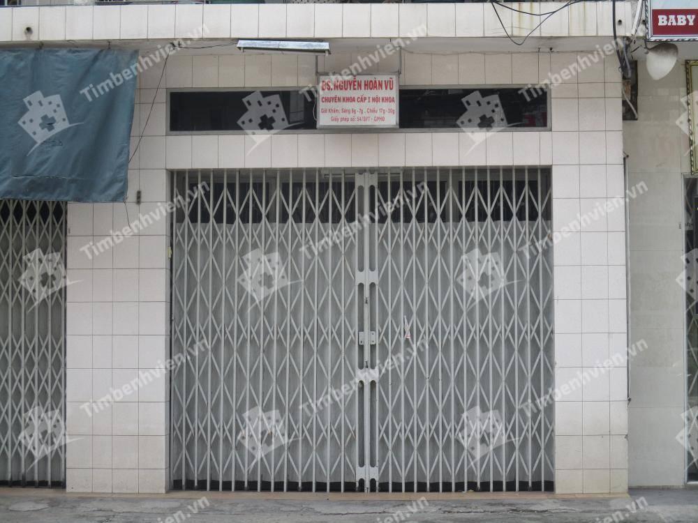 Phòng Khám Chuyên Khoa Nội Tổng Hợp - BS. Nguyễn Hoàn Vũ