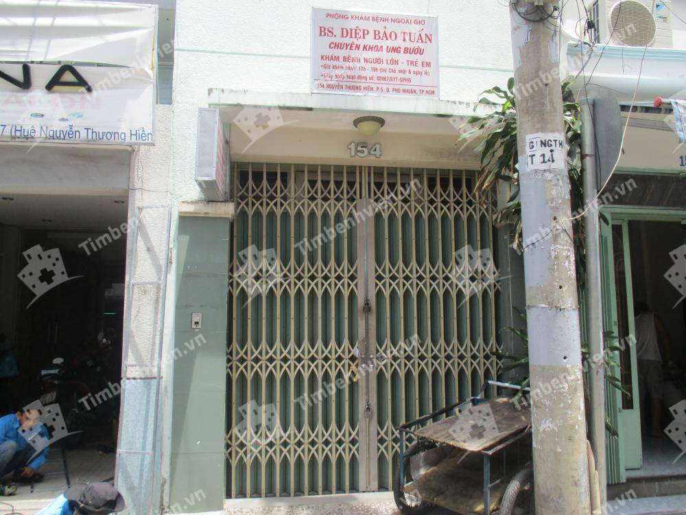 Phòng khám chuyên khoa Ung Bướu - BS. Diệp Bảo Tuấn