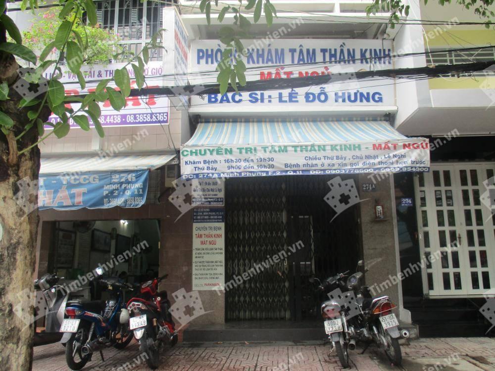 Phòng khám chuyên khoa Tâm Thần