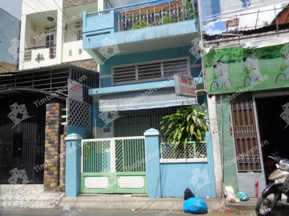 Phòng Khám Nội Nhi Tổng Hợp - BS Huỳnh Thị Bích Huyền
