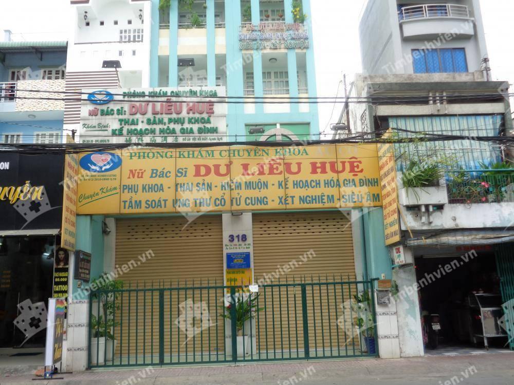 Phòng Khám Sản Phụ Khoa - BS Dư Liễu Huệ