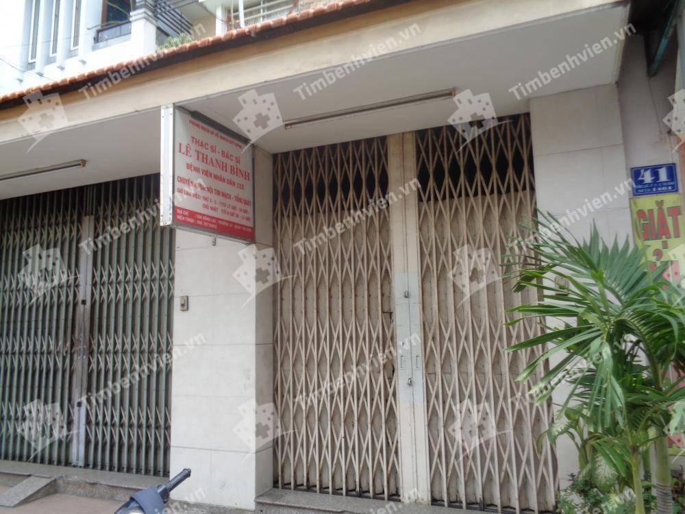 Phòng Khám Nội Tim Mạch - Tổng Quát - BS Lê Thanh Bình