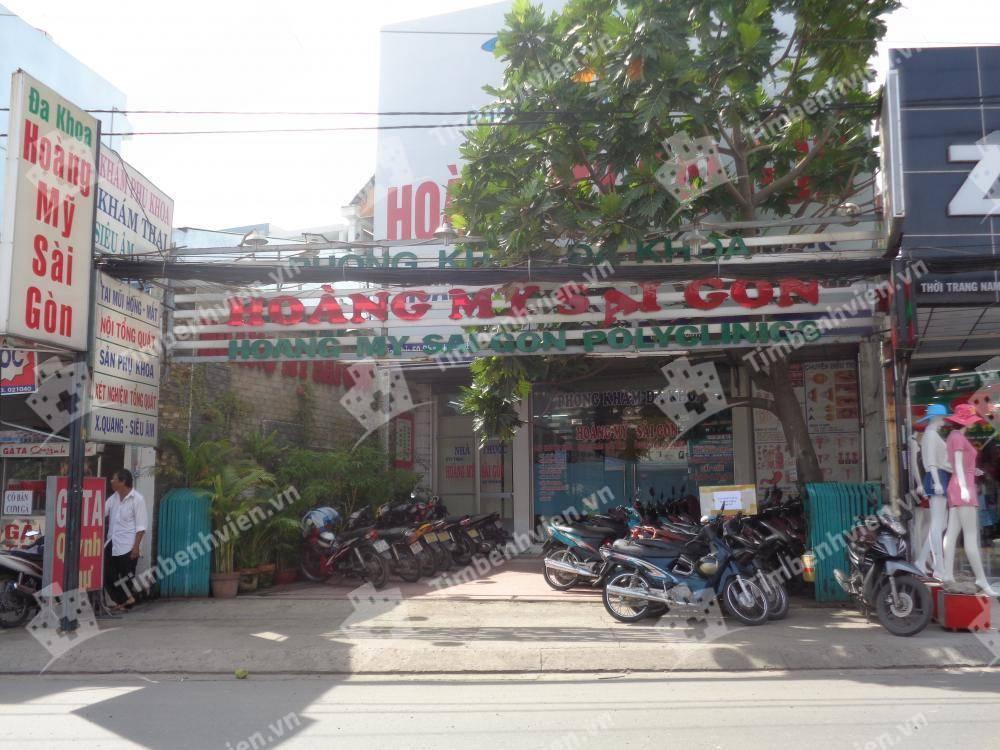 Phòng khám đa khoa Hoàng Mỹ Sài Gòn