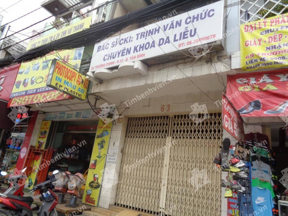 Phòng khám Da liễu - BS Trịnh Văn Chức