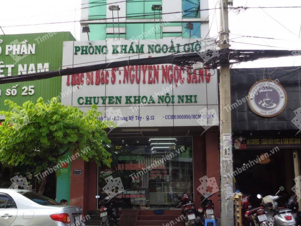 Phòng khám chuyên khoa Nhi - BS. Nguyễn Ngọc Sáng