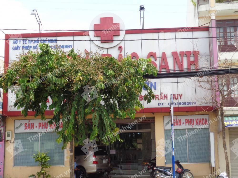Nhà Bảo Sanh - BS. Nguyễn Kim Quỹ