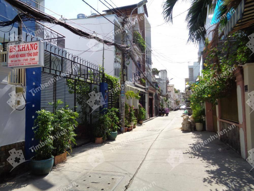 Phòng Khám Chuyên Khoa Nội Tổng Hợp - BS. Khang
