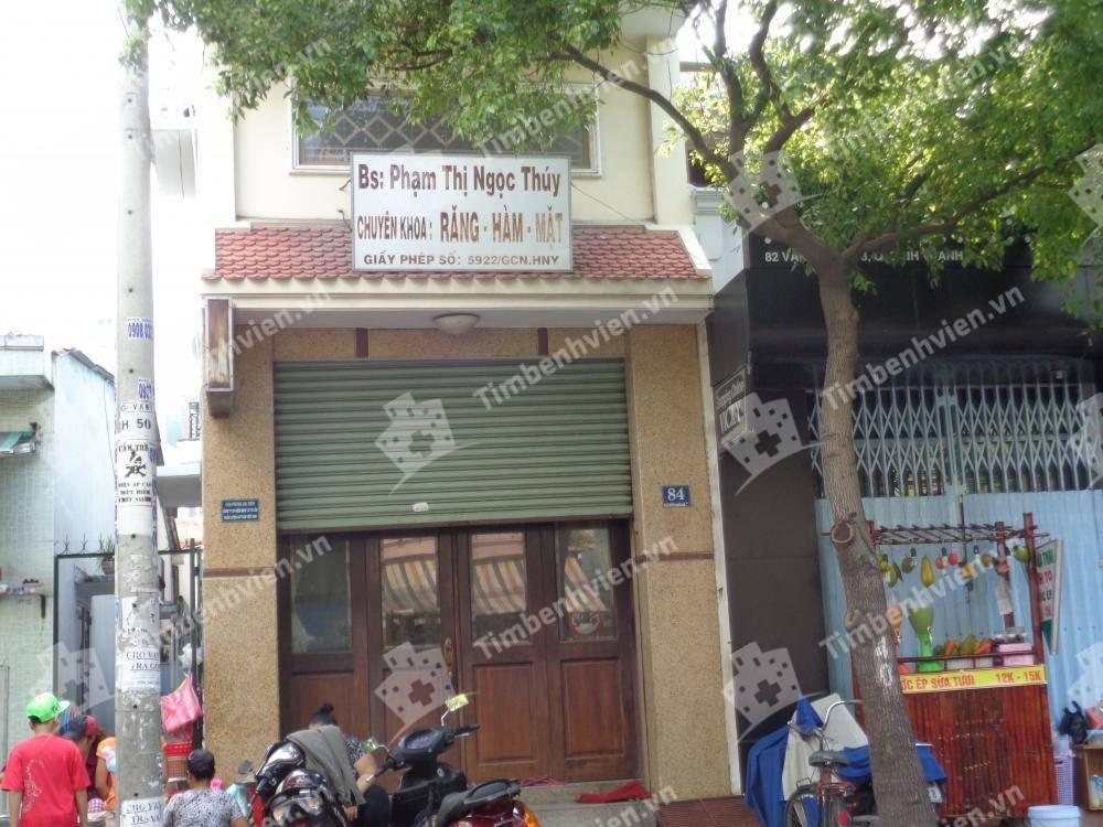 Phòng khám chuyên khoa Răng hàm mặt - BS. Phạm Thị Ngọc Thúy