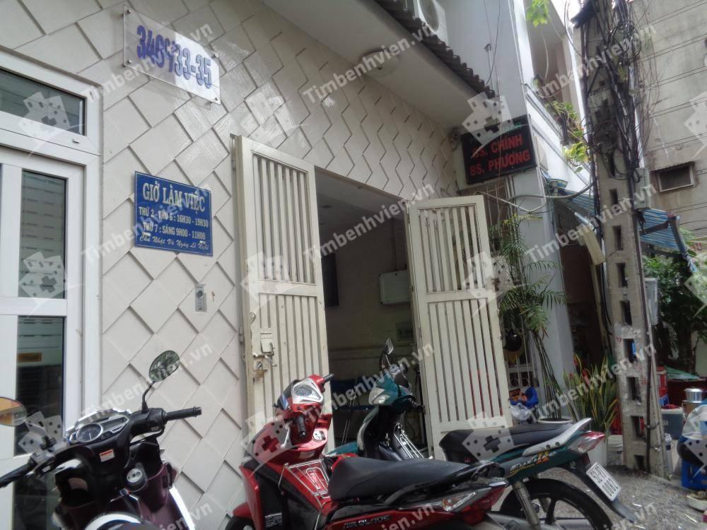 Phòng khám chuyên khoa Mắt - BS Chính & BS Phượng