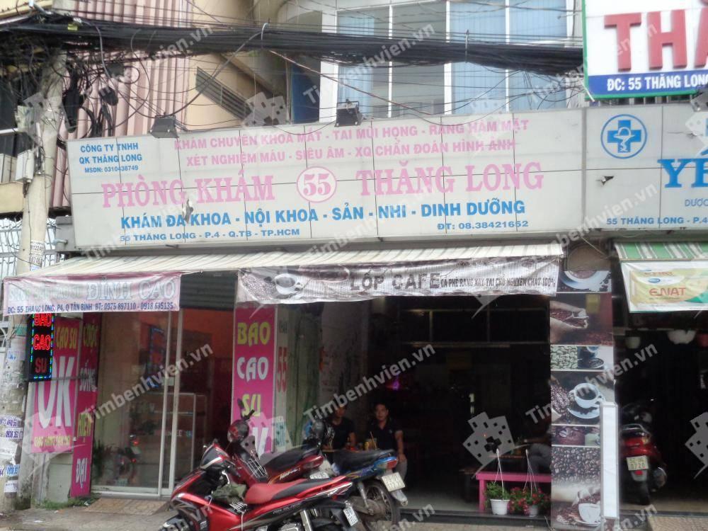 Phòng khám 55 Thăng Long