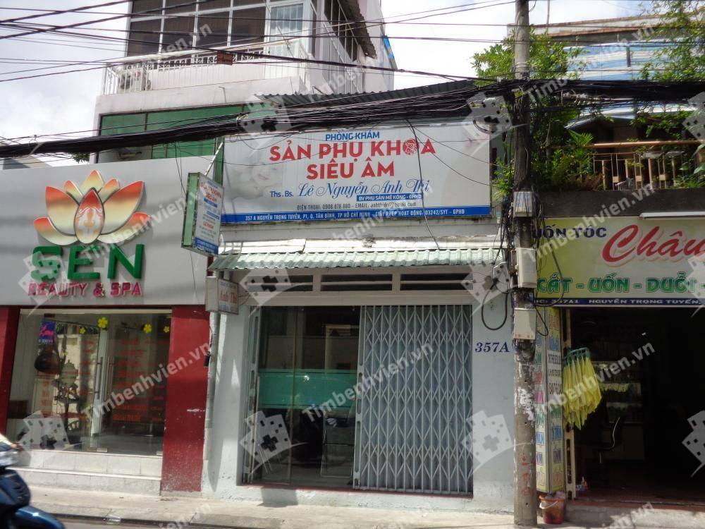 Phòng khám Sản phụ khoa - BS Lê Nguyễn Anh Thi