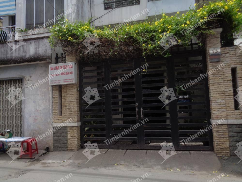 Phòng khám Răng hàm mặt - BS Phan Thị Thanh Xuân